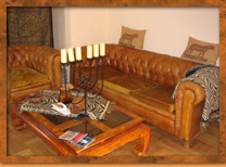 Wohnung African For-Rest Lodge